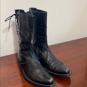 Other - Roberto Cavali men's boots combat 40.5 black